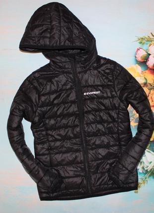 Крутая курточка деми everest на 9-10лет