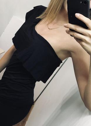 Боди на одно плечо зара1 фото