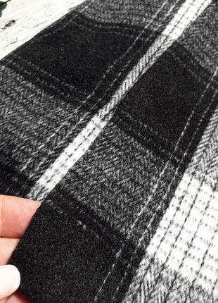 Актуальная юбка в клетку с пуговками nutmeg в размере 104 фото