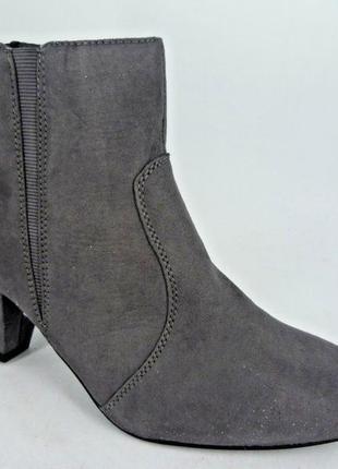 Evans akai замшевые ботильоны ботинки 27 см