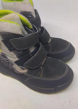 Термо ботинки 28 размер