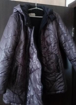 Теплая куртка для беременных