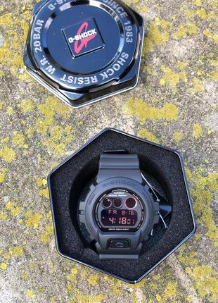 Часы casio g-shock dw6900ms-1 оригинал