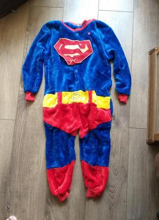 Кигуруми, пижама супермен