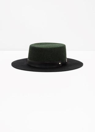 Шерстяная зеленая шляпа & other stories