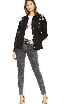 Sale джинсовая куртка женская very