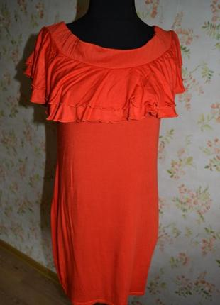 Сукня, платье трикотажне