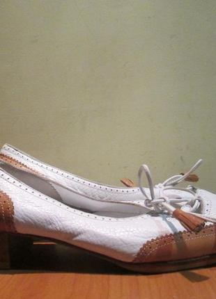 Туфли bodo weisner р.37,оригинал.сток.читаем...