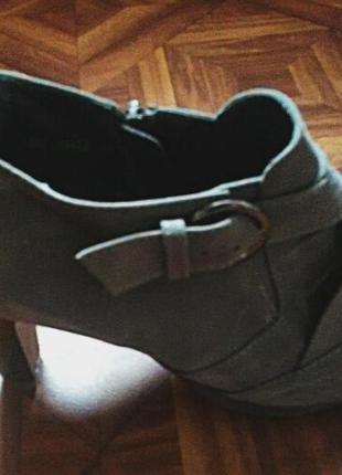 Туфли осень