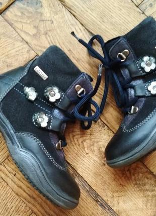 Деми ботинки richter tex,черевики,черевички,сапоги,сапожки кожаные