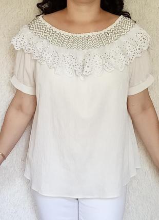 Блуза жатка 20р