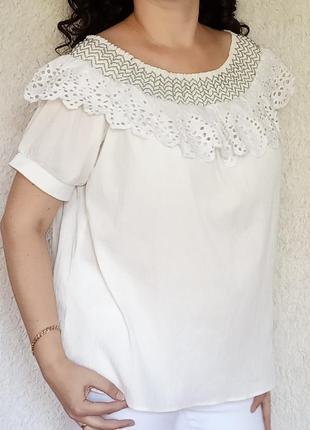 Блуза жатка 20р2 фото