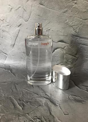 Clinique happy ,сток парфюмерия