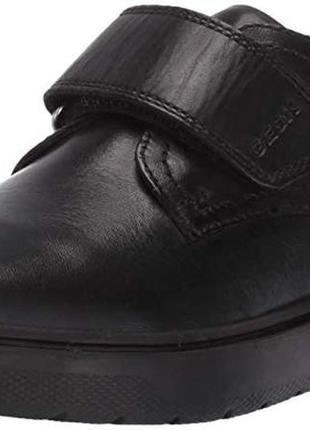 Школьные туфли geox 32р. для мальчика