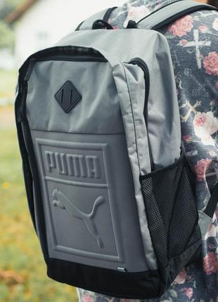 Рюкзак puma s backpack(оригінал)не копія та не репліка!