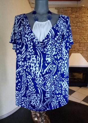 Финальная распродажа!блуза очень большого размера
