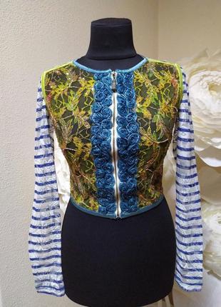 Блуза франция