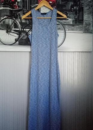 Длинное платье размер 12 м