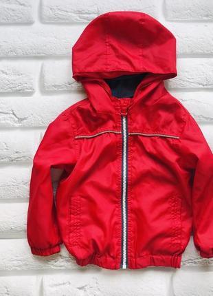 Urban стильная куртка- ветровка  на мальчика   3 года