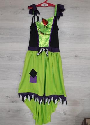 Платье наряд на хеллоуин