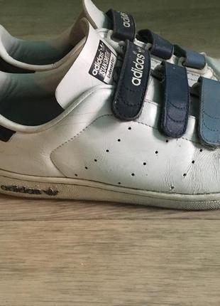 Adidas stan smith на липучках