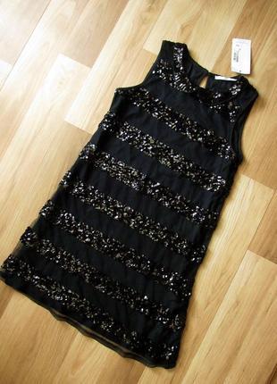 Нарядное платье  на 11-12 лет, marks & spencer7 фото