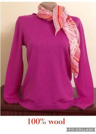 Шерстяной свитер от esprit