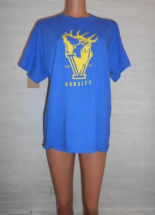 Красивая футболка l-xxl