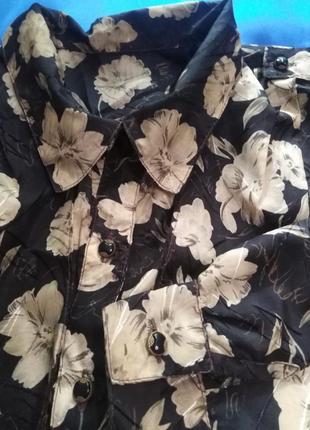 Красивая блуза на выпуск