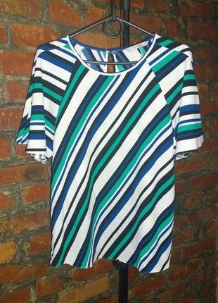 Блуза топ кофточка в полоску george