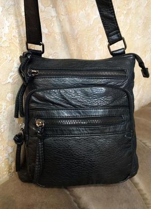 Удобная сумка на плечо atmosphere