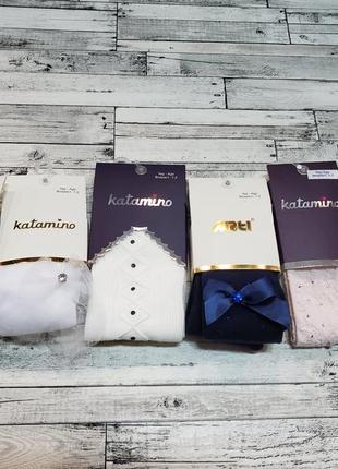 Нарядные колготки katamino