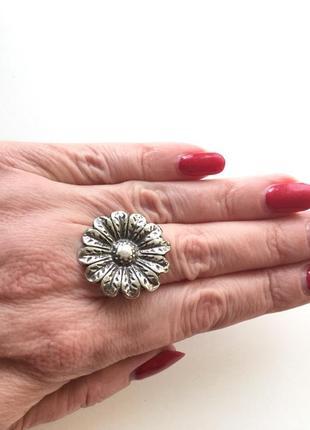Новое кольцо , этника - ромашка