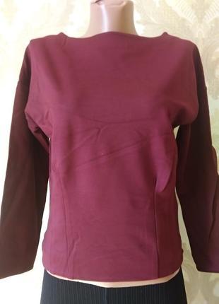 Блузка приталенная 14