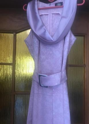 Спокусливо-ніжна коктельна сукня