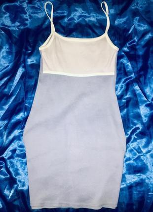 Плаття в рубчик від new look❤️