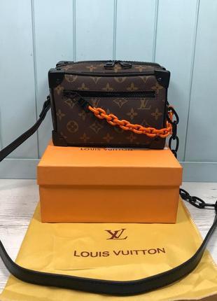 Женская сумка с цепью жіноча з цепочкой