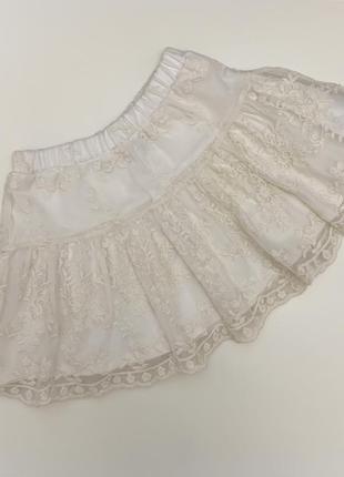 Супер крутая юбка zara