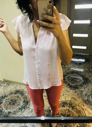 Блуза бренд h&m 44/14/xl ціна 149 грн
