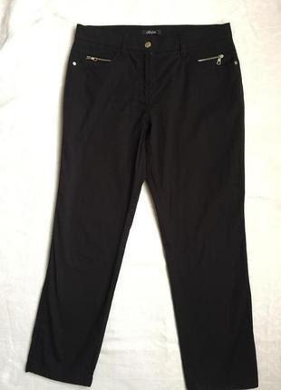 Супер джинсы укороченные легкие l (48)