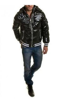 Куртка мужская. gangster unit man jacket.