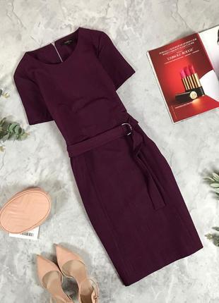 Качественное платье из костюмной ткани  dr1933113 next