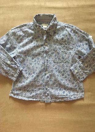 Рубашка 2/3 года
