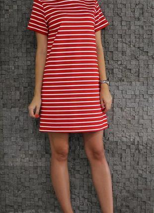 Красивое и стильное платье прямого кроя