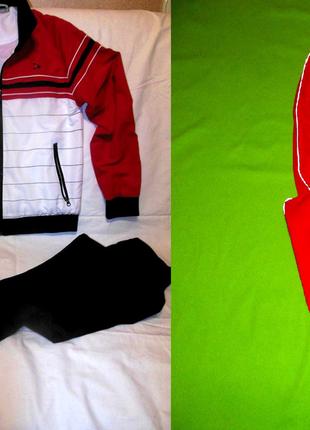 Спортивный комплект одежды.куртка и двое брюк за одну цену