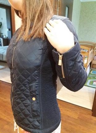 Куртка осень/весна/деми новая reserved