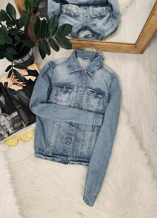 Джинсова куртка від new look🖤🖤🖤