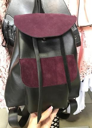 Рюкзак 100% кожа