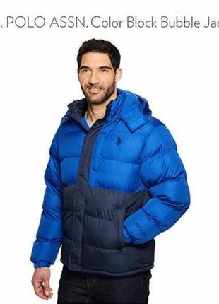 Мужская куртка u. s. polo assn. оригинал из сша.