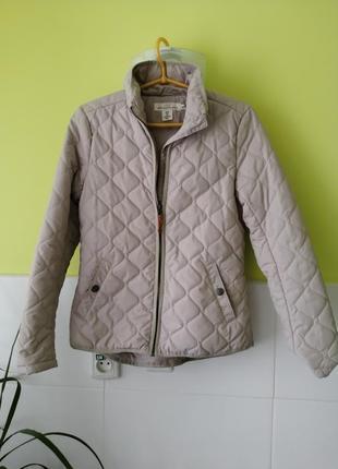 Стеганая куртка h&m
